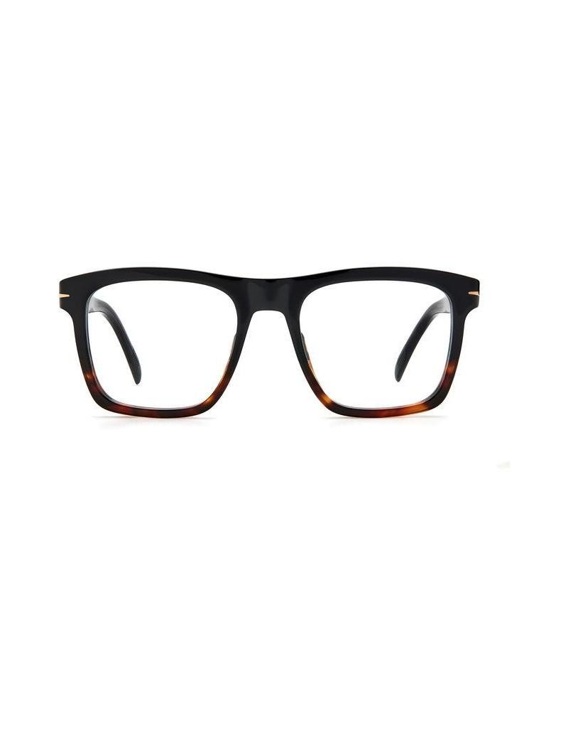 Occhiale da vista David Beckham  modello Db 7020 colore DCC/20 BLK SHAD BW