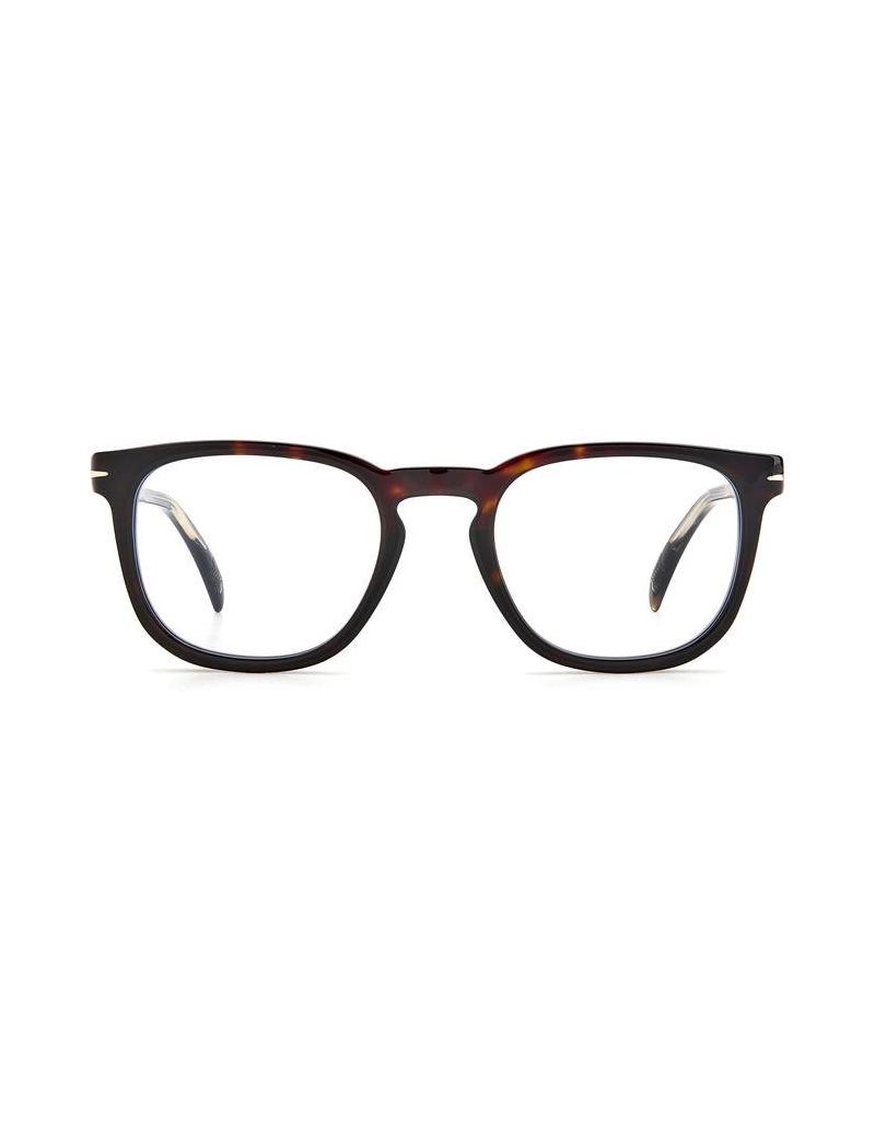 Occhiale da vista David Beckham  modello Db 7022/bb colore 086/21 HAVANA