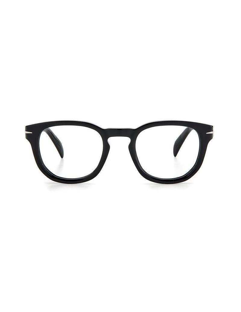Occhiale da vista David Beckham  modello Db 7050 colore BSC/22 BLACK SILVER