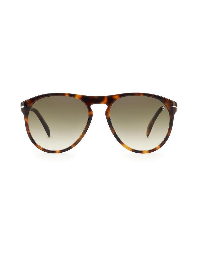 Occhiali da sole David Beckham  modello Db 1008/s colore WR9/9K BROWN HAVANA