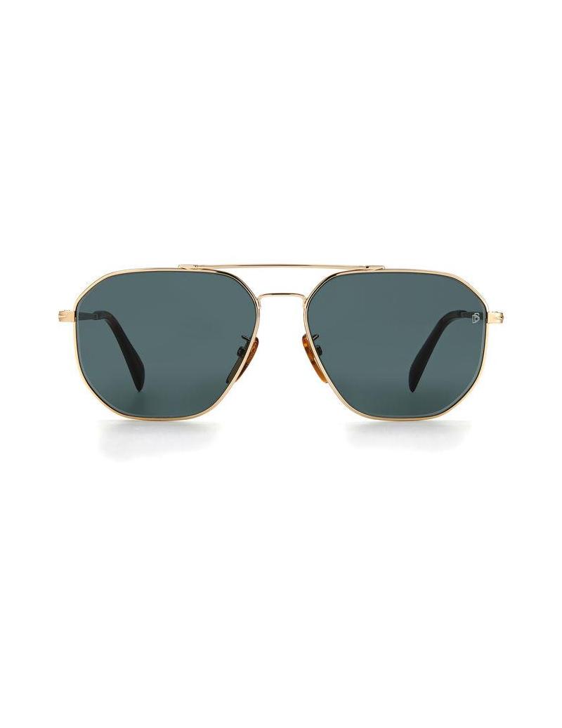 Occhiali da sole David Beckham  modello Db 1041/s colore 06J/QT GOLD HAVANA