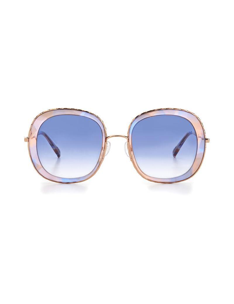 Occhiali da sole Missoni modello Mis 0034/s colore Y9M/DG AZUHVNA PINK