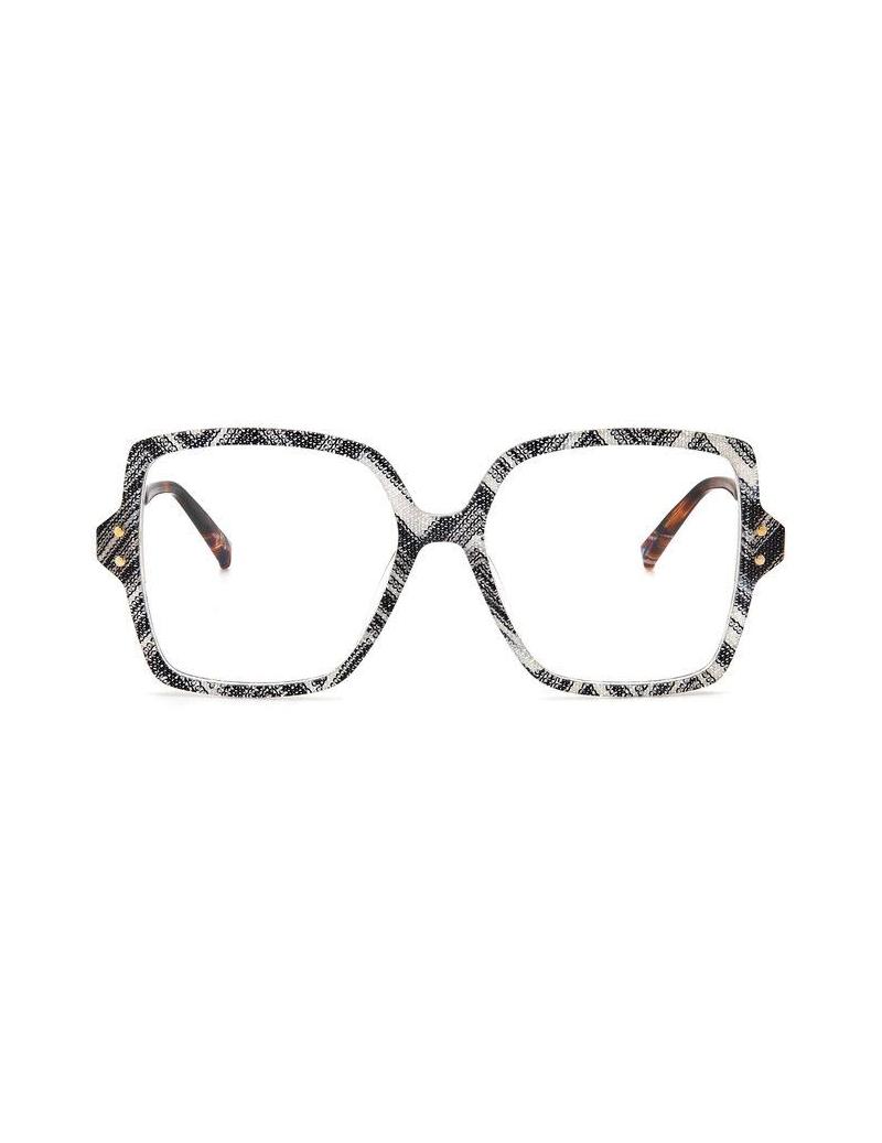 Occhiale da vista Missoni modello Mis 0005 colore S37/16 WHTEBK PTTRN