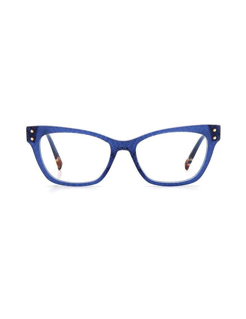 Occhiale da vista Missoni modello Mis 0045 colore PJP/17 BLUE