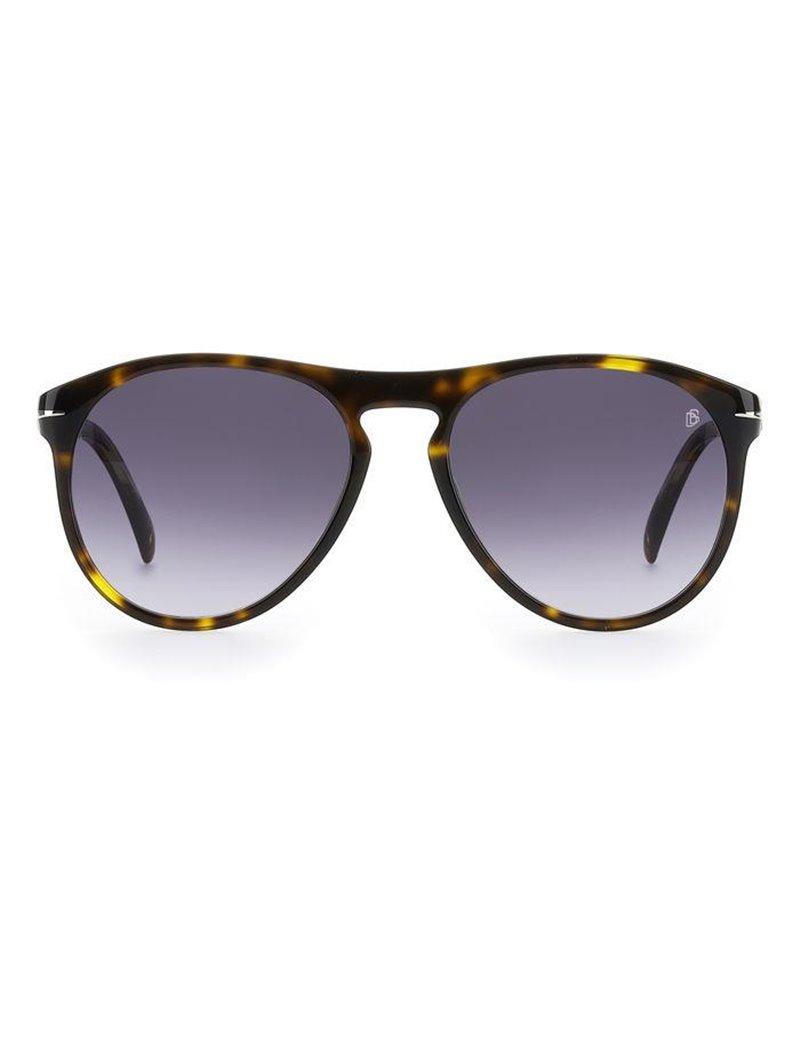 Occhiali da sole David Beckham  modello Db 1008/s colore 086/9O HAVANA