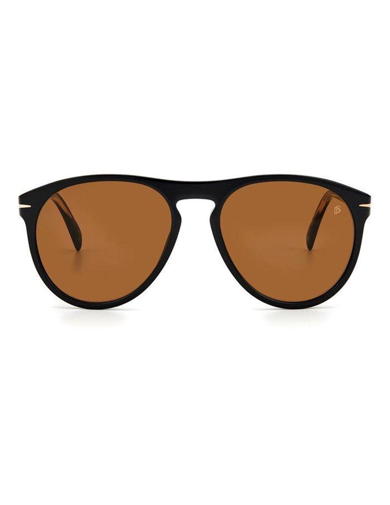 Occhiali da sole David Beckham  modello Db 1008/s colore 807/70 BLACK