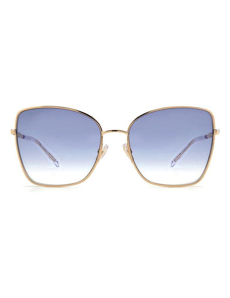 Occhiali da sole Jimmy Choo modello Alexis/s colore 000/1V ROSE GOLD