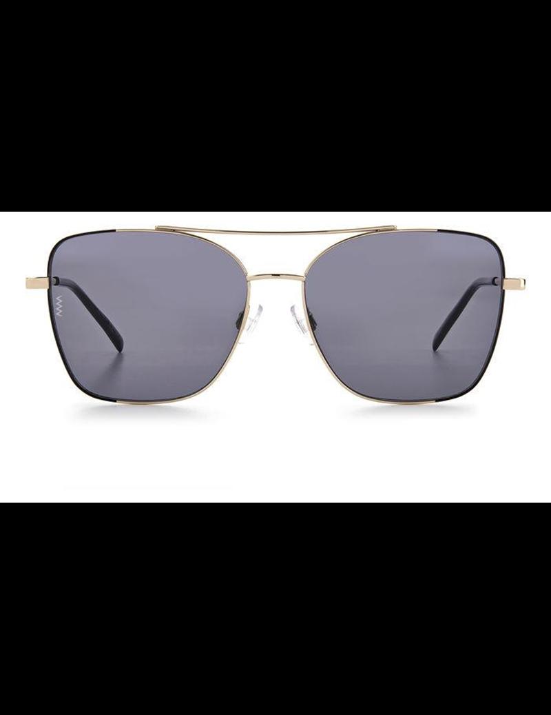 Occhiali da sole M Missoni modello Mmi 0037/s colore 2M2/IR BLACK GOLD