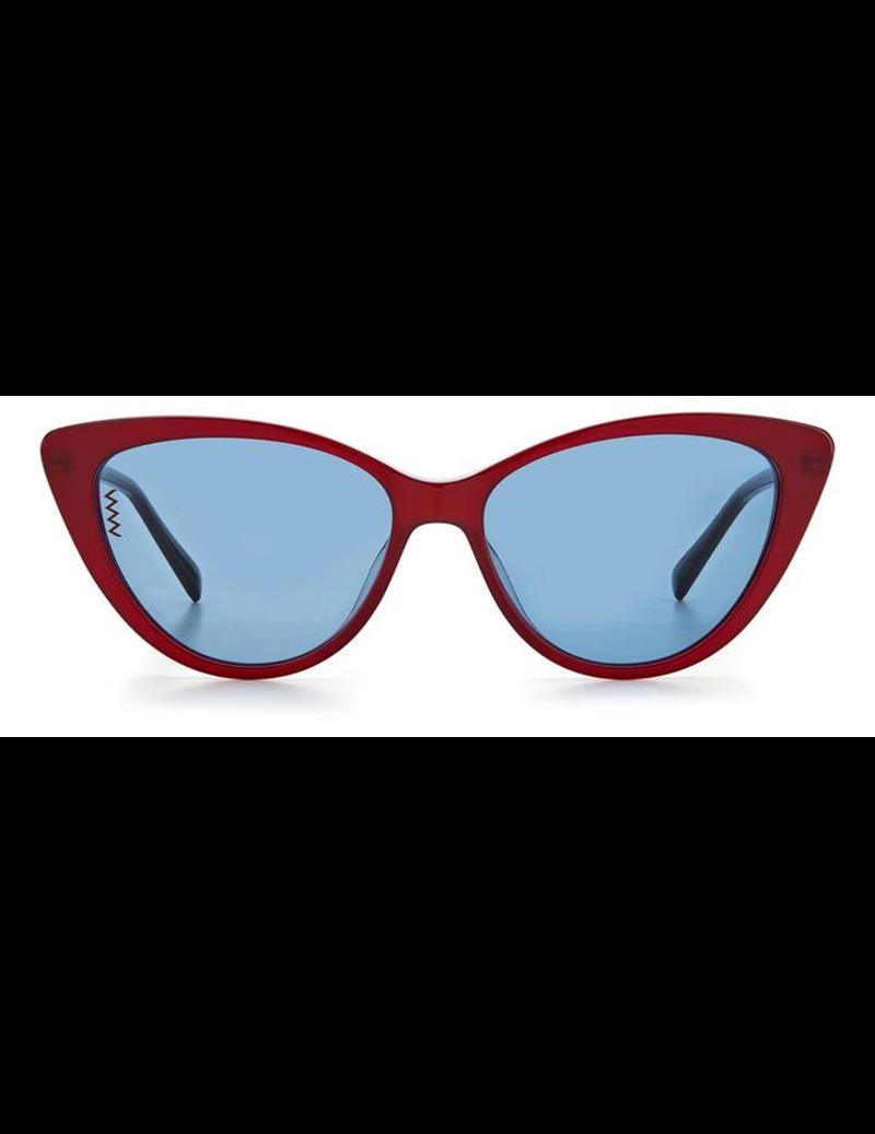 Occhiali da sole M Missoni modello Mmi 0049/s colore SR8/KU BURGUND PTTR