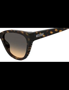 Occhiali da sole Moschino modello Mos056/s colore 086/GA HAVANA