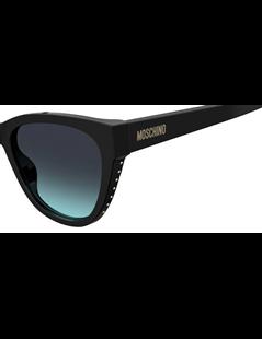 Occhiali da sole Moschino modello Mos056/s colore 807/GB BLACK