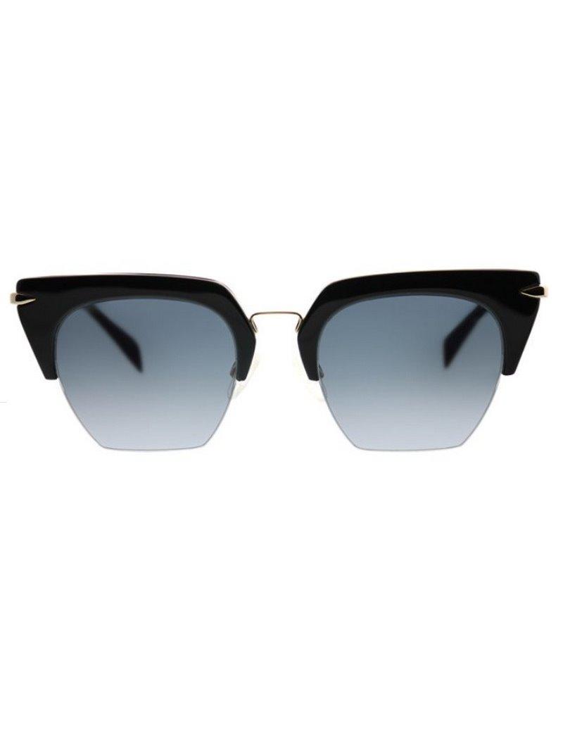 Occhiali da sole Rag & Bone modello Rnb1007/s colore 2M2/9O BLACK GOLD