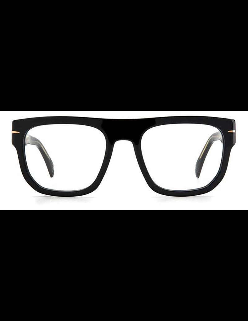 Occhiale da vista David Beckham  modello Db 7052 colore 807/20 BLACK