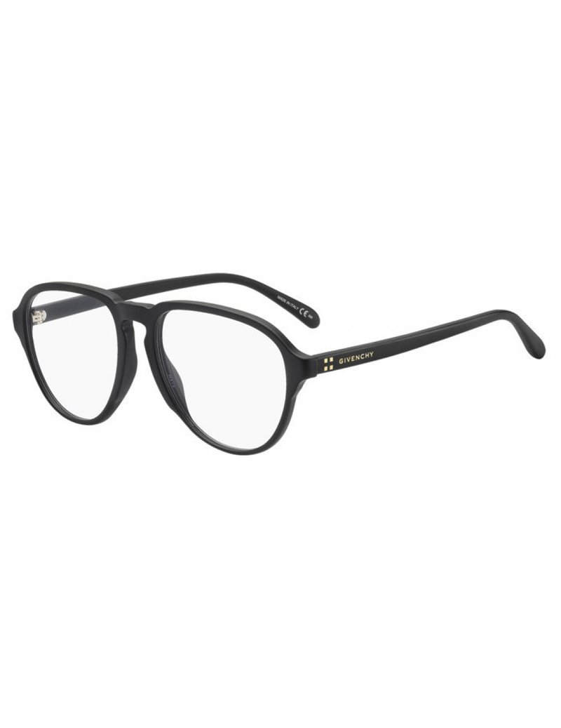 Occhiale da vista Givenchy modello Gv 0101 colore 003/17 MATT BLACK