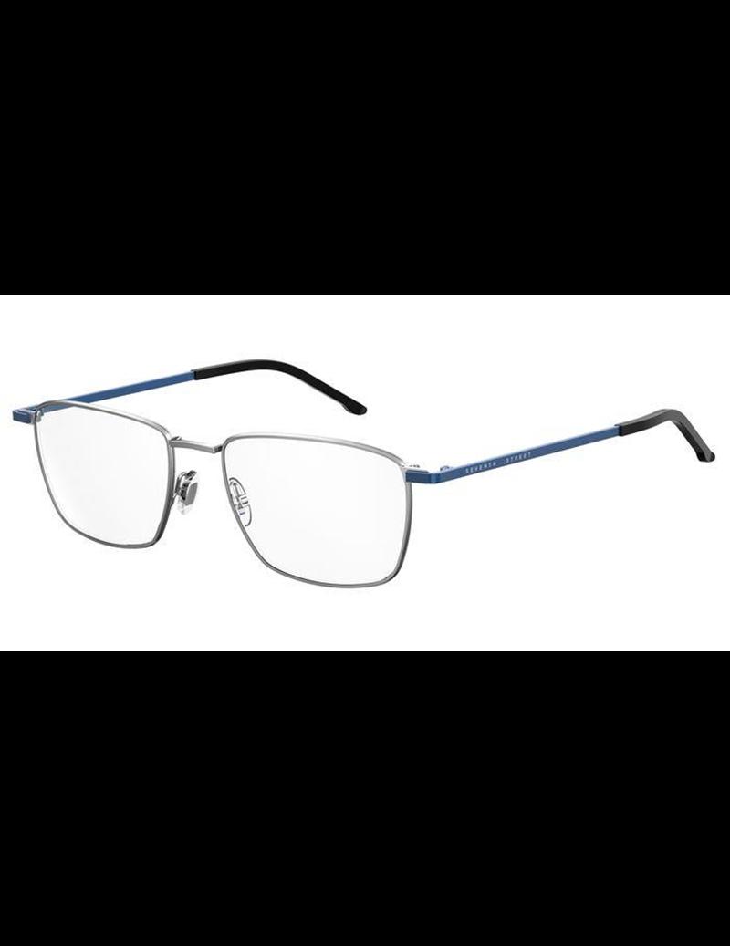 Occhiale da vista Seventh Street modello 7a 047 colore DOH/18 PALLADIUM BL