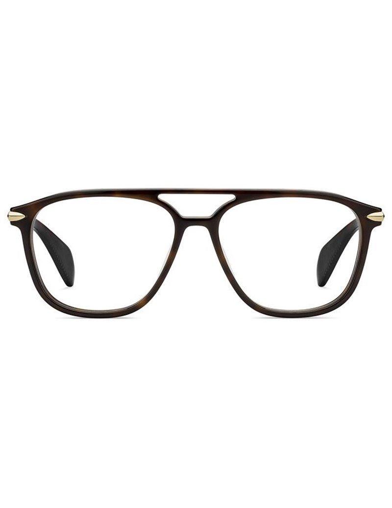 Occhiale da vista Rag & Bone modello Rnb7012 colore 086/15 DARK HAVANA
