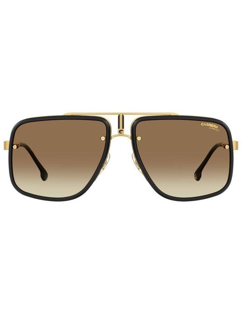 Occhiali da sole Carrera modello Ca Glory Ii colore 001/86 YELLOW GOLD