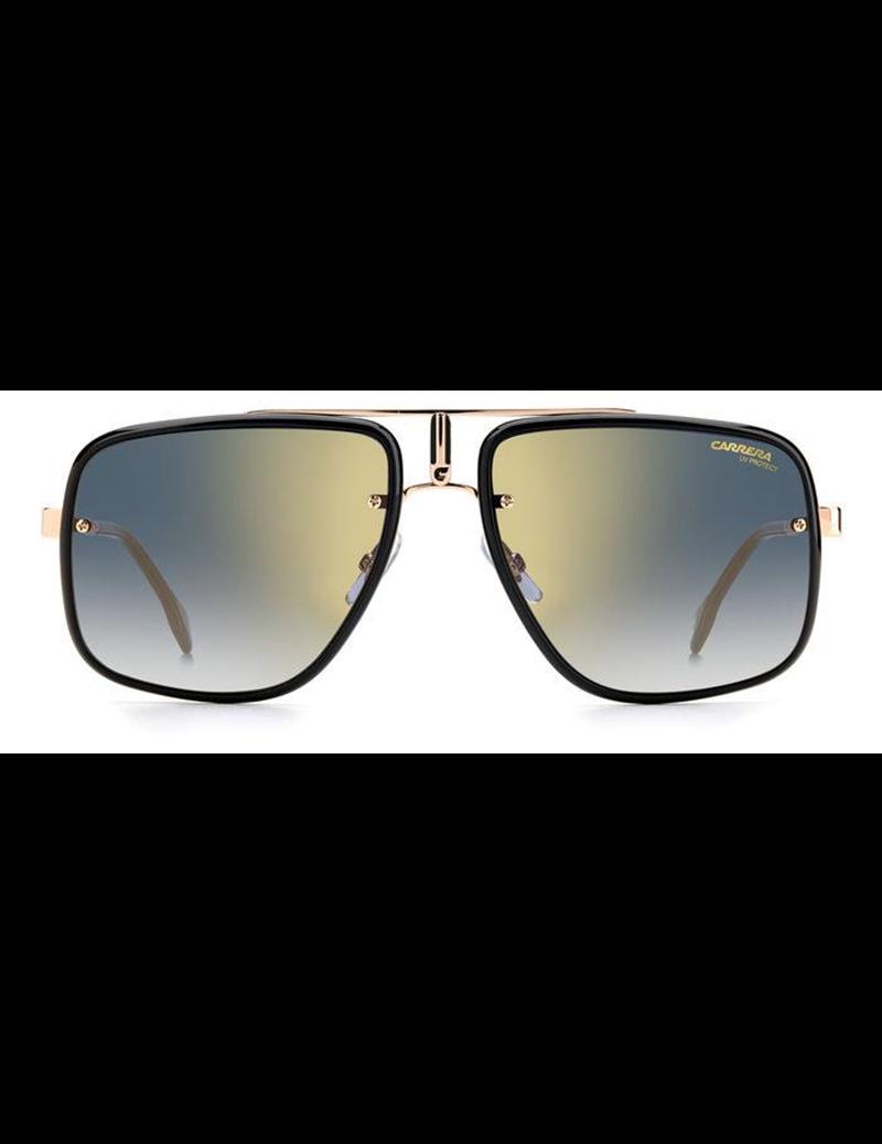 Occhiali da sole Carrera modello Ca Glory Ii colore DDB/1V GOLD COPPER