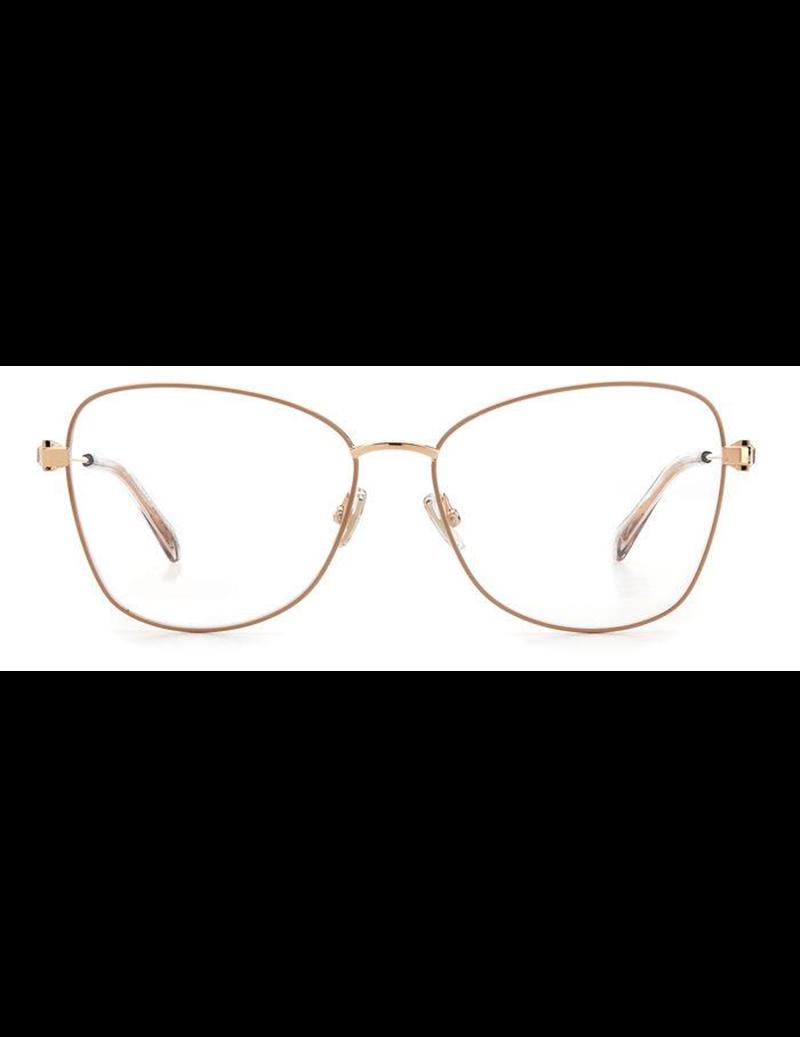 Occhiale da vista Jimmy Choo modello Jc304 colore PY3/15 COPPGLD NUDE