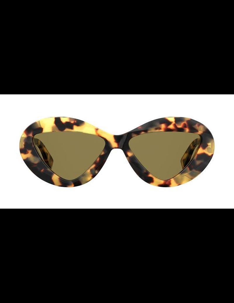 Occhiali da sole Moschino modello Mos076/s colore EPZ/QT YLW HVN