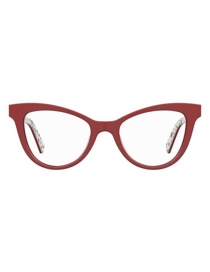 Occhiale da vista Love Moschino modello Mol576 colore C9A/18 RED