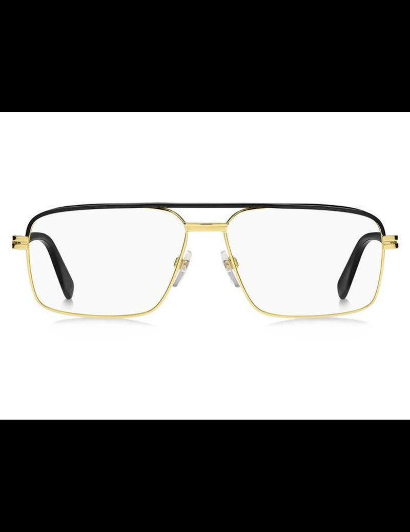 Occhiale da vista Marc Jacobs modello Marc 473 colore RHL/14 GOLD BLACK