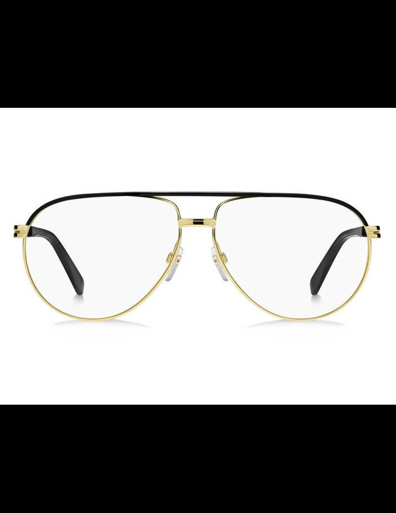 Occhiale da vista Marc Jacobs modello Marc 474 colore RHL/13 GOLD BLACK