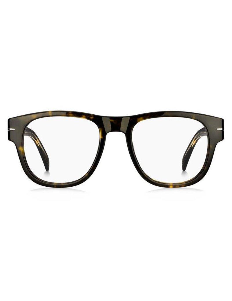 Occhiale da vista David Beckham modello Db 7025 colore 086/20 HAVANA