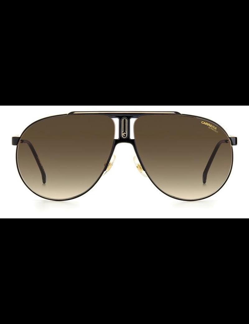 Occhiali da sole Carrera modello Panamerika65 colore 2M2/HA BLACK GOLD