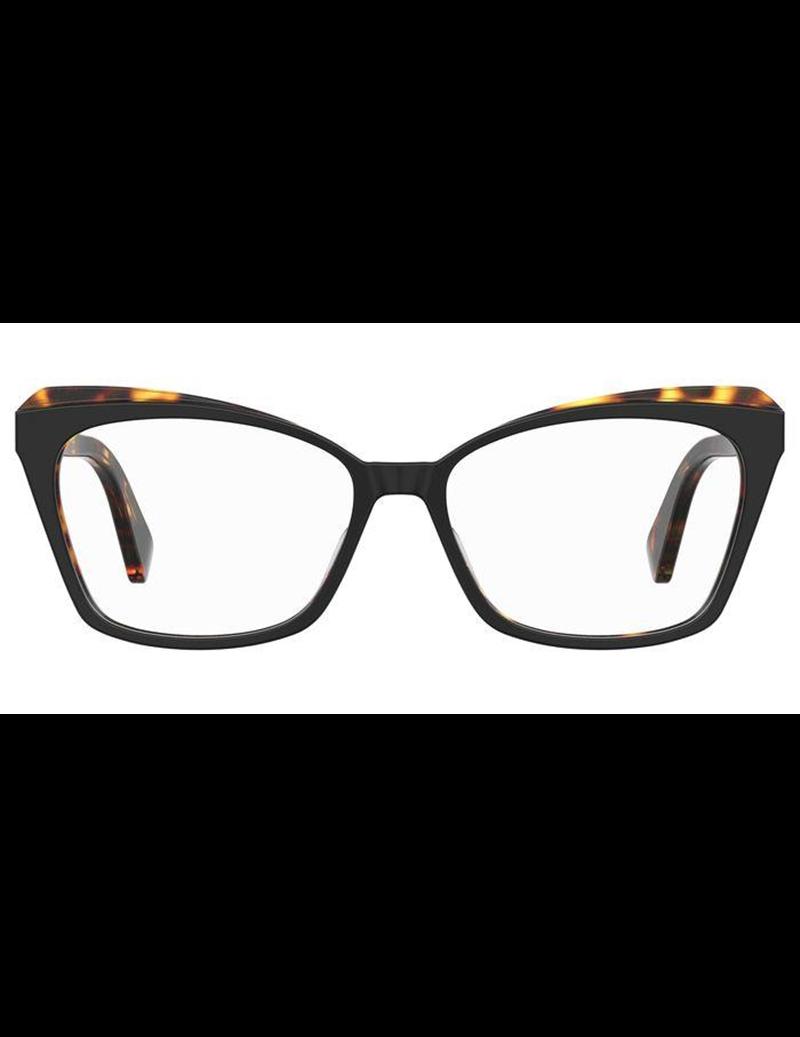 Occhiale da vista Moschino modello Mos569 colore WR7/15 BLACK HAVANA
