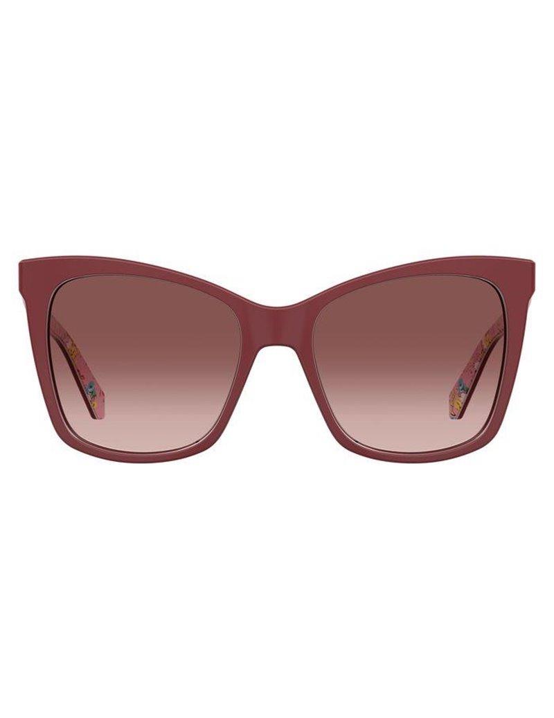 Occhiali da sole Love Moschino modello Mol034/s colore 8CQ/3X CHERRY