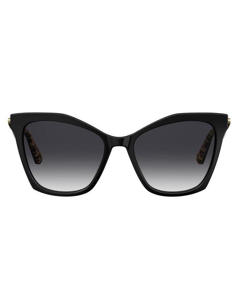 Occhiali da sole Love Moschino modello Mol002/s colore 807/9O BLACK