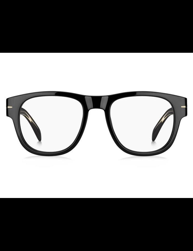 Occhiale da vista David Beckham  modello Db 7025 colore 807/20 BLACK