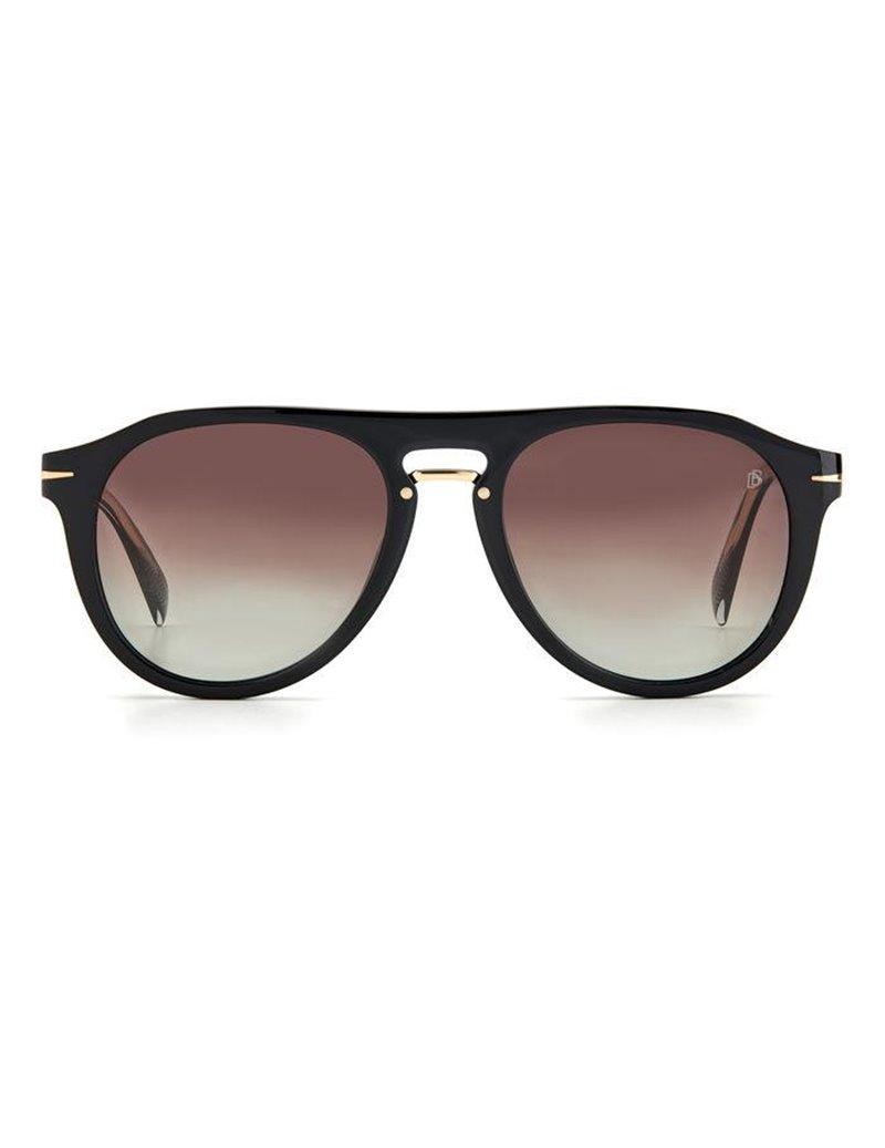 Occhiale da vista David Beckham modello Db 7032/g/cs colore 2M2/LA BLACK GOLD