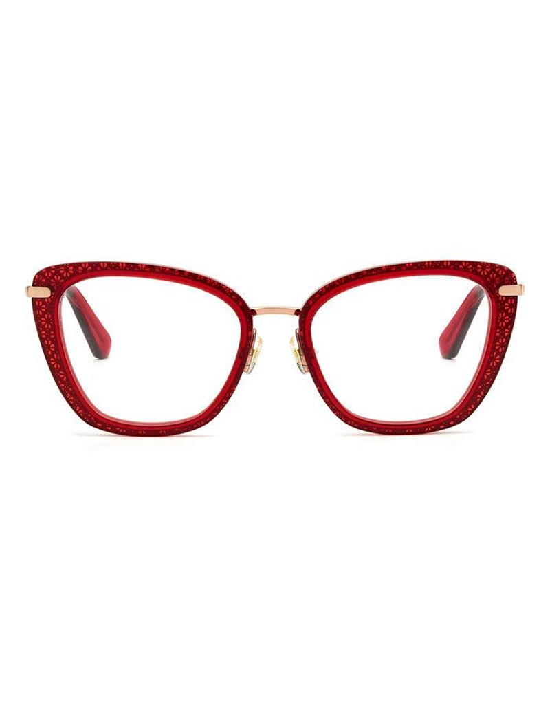 Occhiale da vista Kate Spade modello Madeira/g colore C9A/18 RED