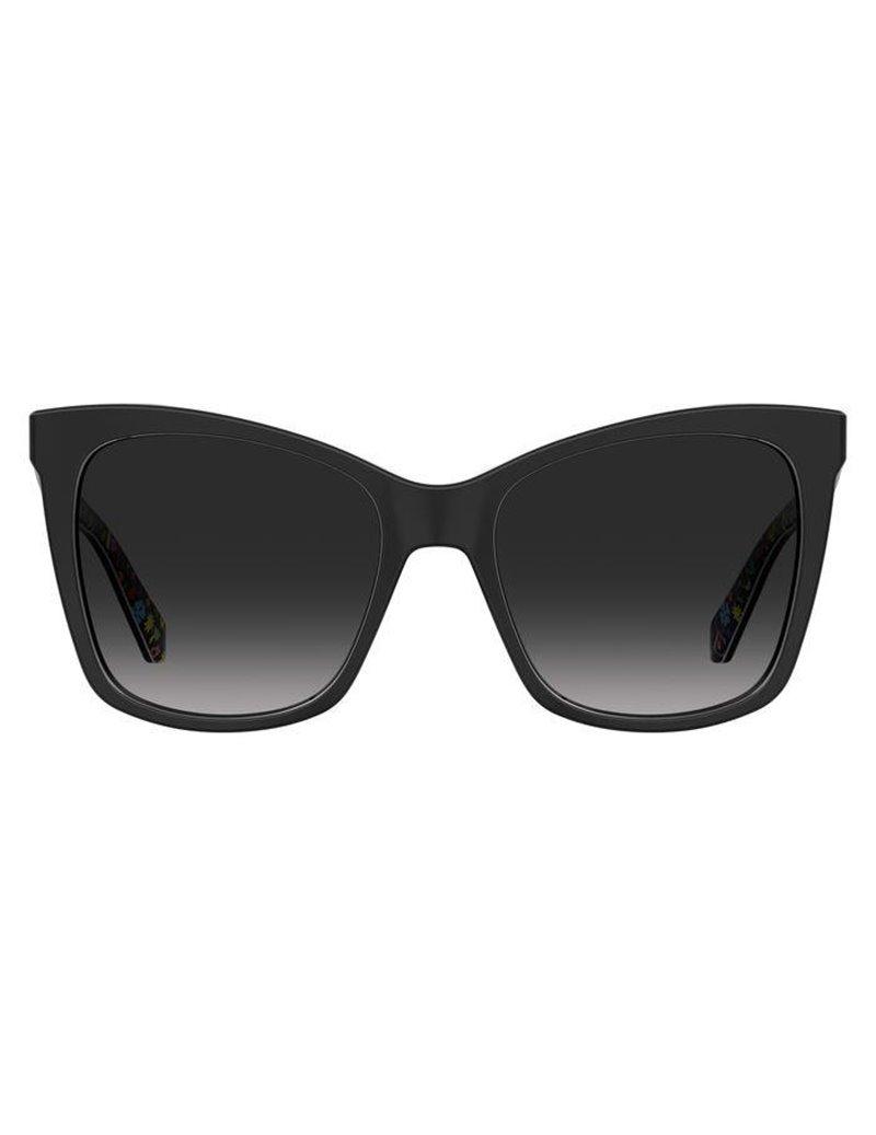 Occhiali da sole Love Moschino modello Mol034/s colore 807/9O BLACK