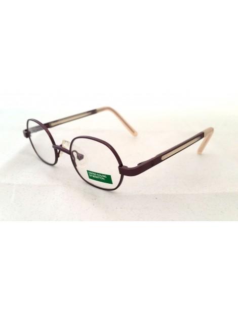 Occhiale da vista Benetton modello BB011 colore 83