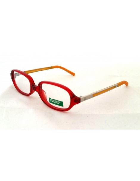 Occhiale da vista Benetton modello BB013 colore 84