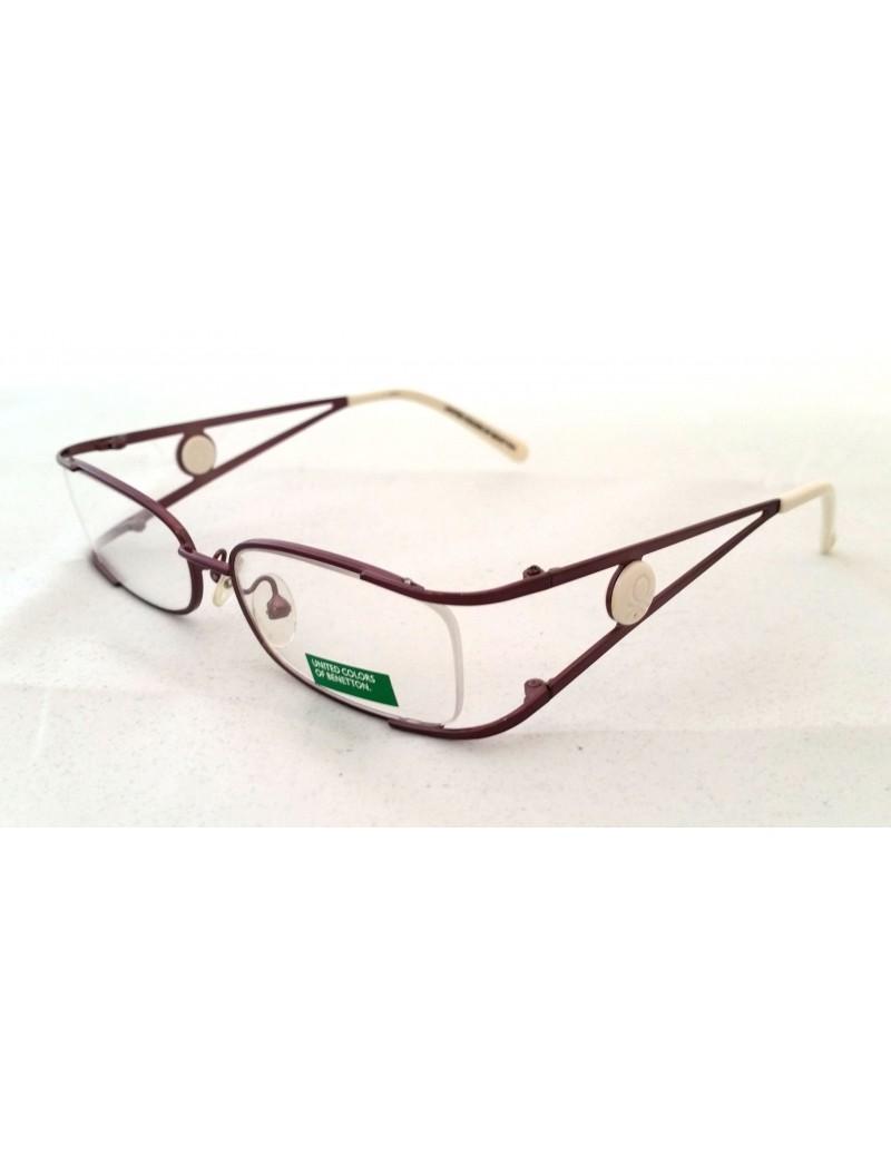 Occhiale da vista Benetton modello BE036 colore 01