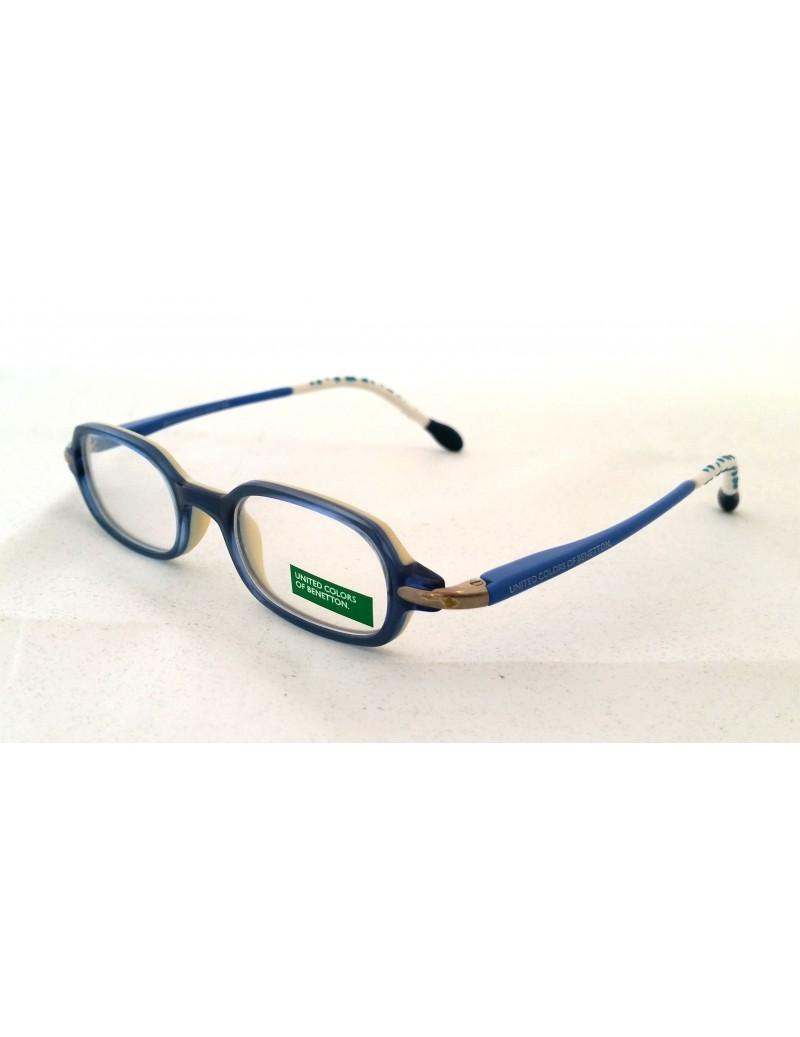 Occhiale da vista Benetton modello BB042 colore 01
