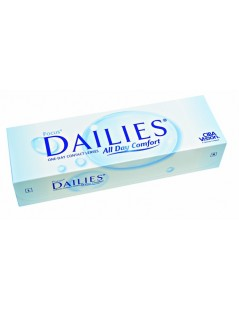 Focus Dailies All Day Comfort 30 pz.