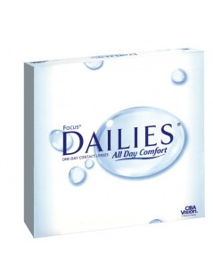 Focus Dailies All Day Comfort 90 pz.