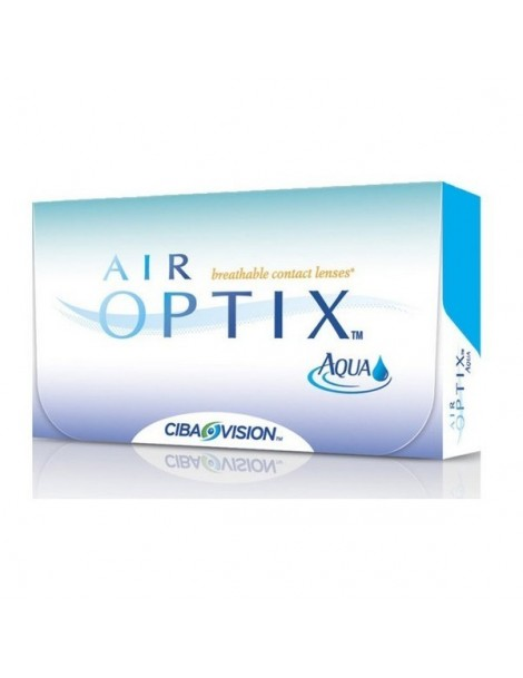 Air Optix Aqua 3 pz.