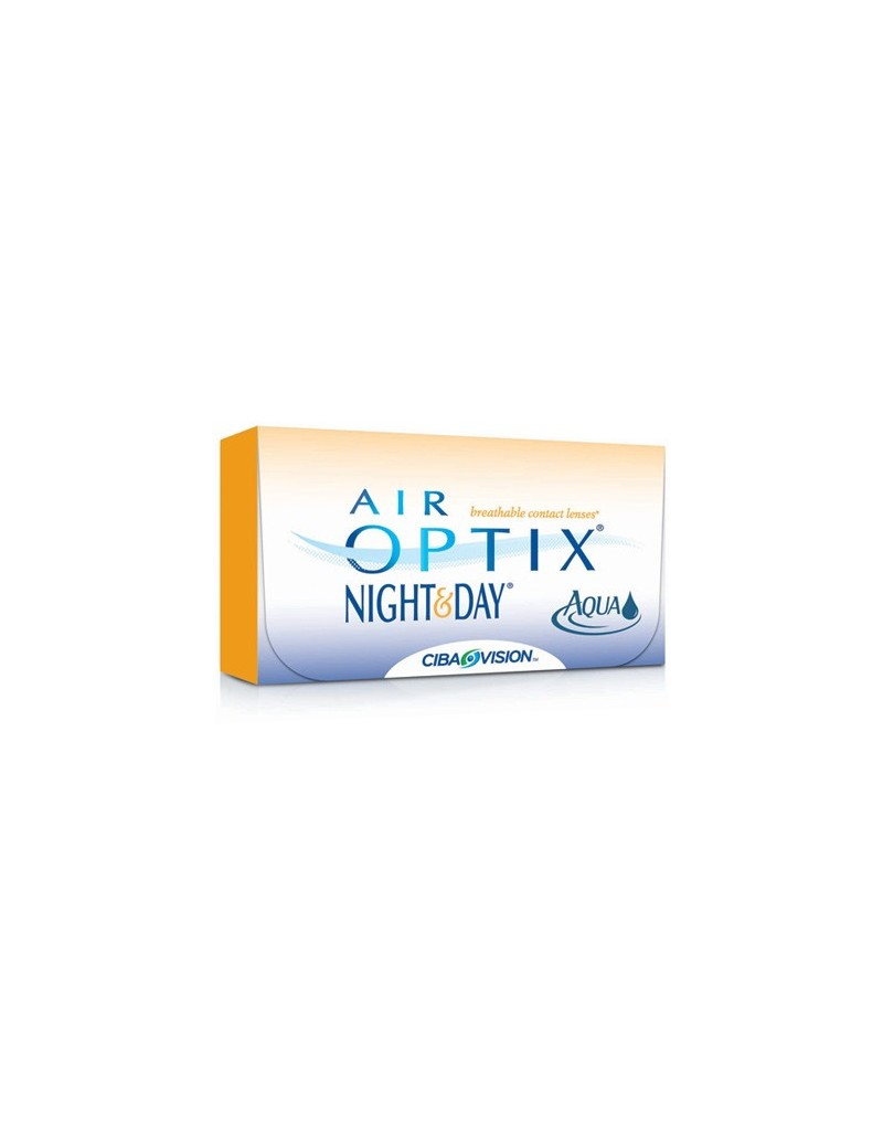 Air Optix Night&Day Aqua 6 pz.
