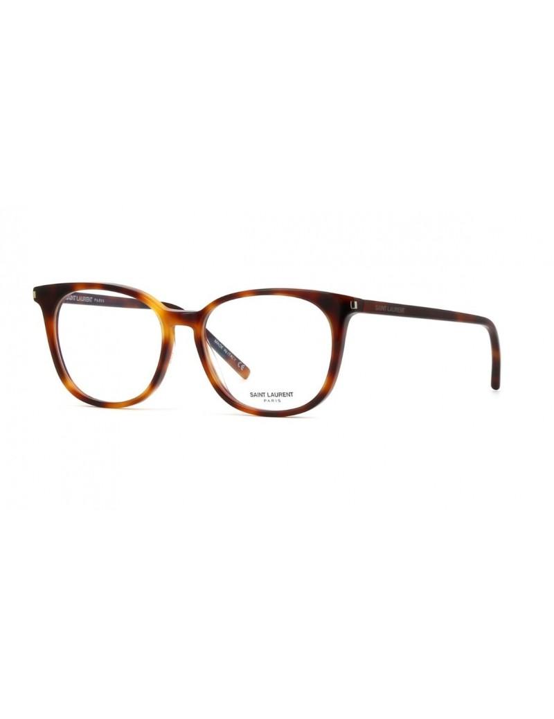 Occhiale da vista Saint Laurent modello SL 38 colore avana